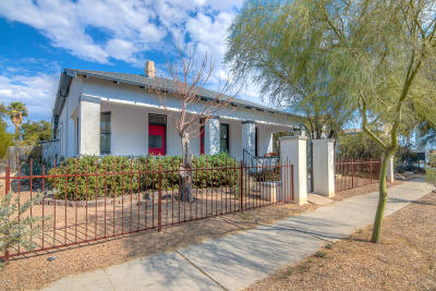 Tucson Single Family Home For Sale: 705 S 6th Avenue