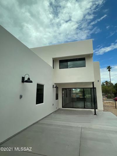 Tucson Single Family Home Active Contingent: 1526 E Waverly Street