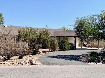 Tucson Single Family Home Active Contingent: 2450 N Placita Lydia
