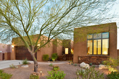Oro Valley Single Family Home Active Contingent: 989 W Par Four Drive