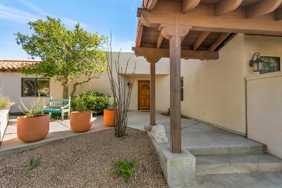 Tucson Single Family Home Active Contingent: 4010 E Bright Star Lane