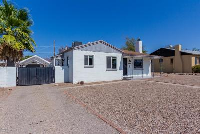 Tucson Single Family Home For Sale: 4551 E 8th Street