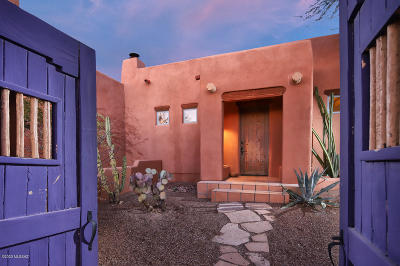 Tucson Single Family Home Active Contingent: 3650 W Dawnbreaker Place