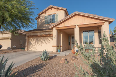 Oro Valley Single Family Home Active Contingent: 12910 N Bloomington Loop
