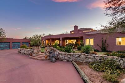 Tucson Single Family Home For Sale: 5985 N Sonoran Sky Place