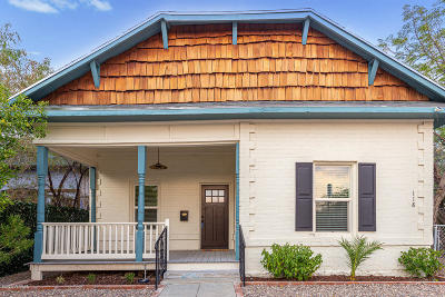 Tucson Single Family Home For Sale: 118 N Hoff Avenue
