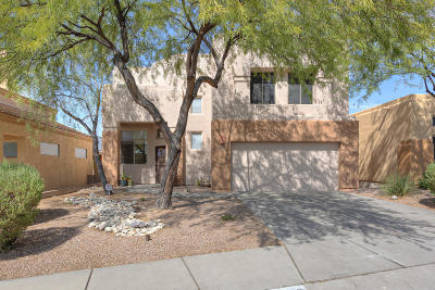 Tucson Single Family Home Active Contingent: 339 E Camino Lomas