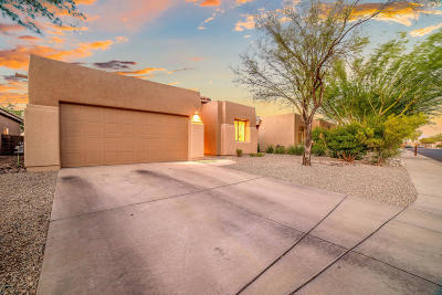 Tucson Single Family Home Active Contingent: 7584 W Sweet River Road