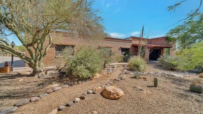 Tucson Single Family Home Active Contingent: 6940 N Stardust Circle