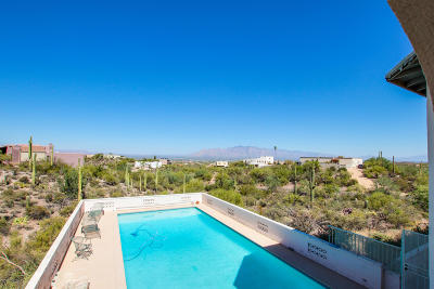 Tucson Single Family Home Active Contingent: 651 N Via Roma
