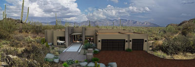 Marana Single Family Home For Sale: 13654 N Old Ranch House Road