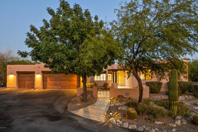Tucson Single Family Home Active Contingent: 4846 N Campbell Avenue