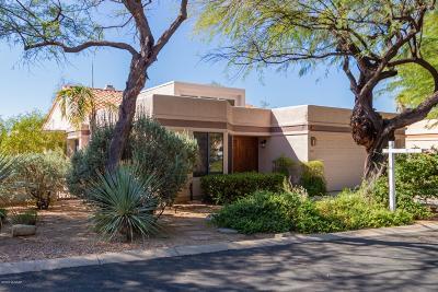 Tucson Townhouse For Sale: 3974 E Via Del Verdemar
