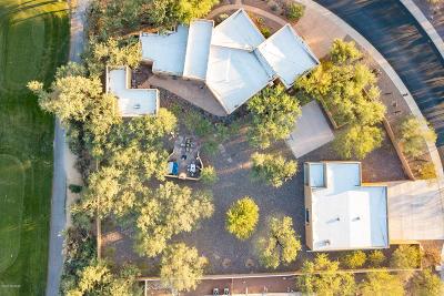 Tucson Single Family Home For Sale: 5170 N Sabino Hills Drive
