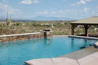 Tucson Single Family Home Active Contingent: 5945 N Abington Road