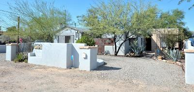 Tucson Single Family Home Active Contingent: 3511 E Bellevue Street