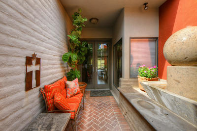 Tucson Townhouse For Sale: 1961 E Campbell Terrace