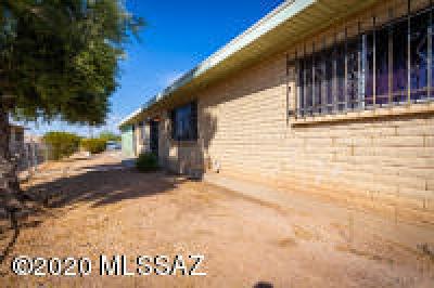 Tucson Single Family Home For Sale: 2950 E Kentucky Street