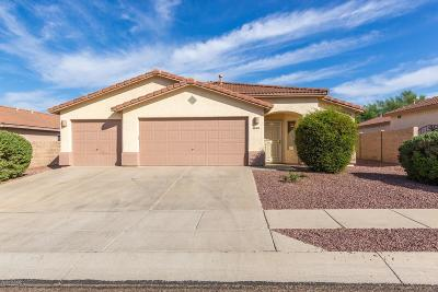 Tucson Single Family Home For Sale: 4942 W Candleberry Way