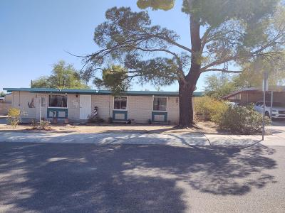 Sahuarita Single Family Home Active Contingent: 1361 W Calle De Cobre