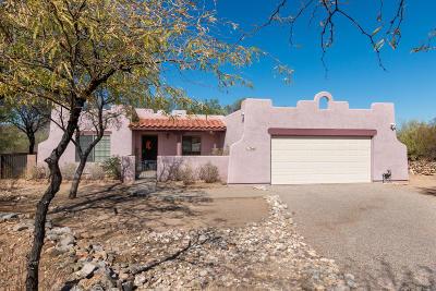 Tucson Single Family Home For Sale: 7045 N Camino De Los Caballos