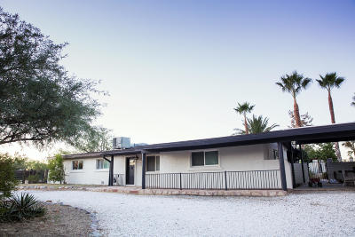 Tucson Single Family Home For Sale: 3731 E Admiral Place