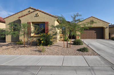 Tucson Single Family Home Active Contingent: 11880 N Raphael Way