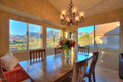 Tucson Single Family Home Active Contingent: 4036 E Via Del Mirlillo