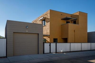 Tucson Single Family Home For Sale: 614 S Mordasini Place