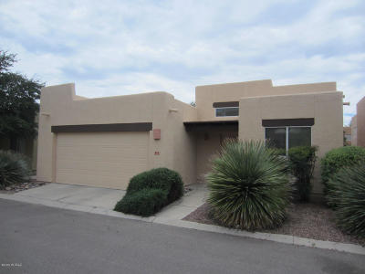 Tucson Single Family Home Active Contingent: 4330 E Samantha Drive