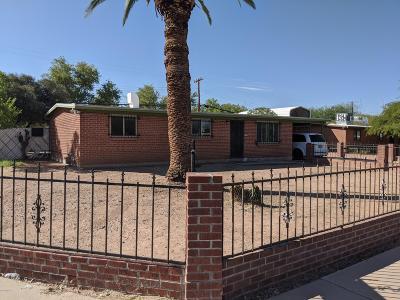 Tucson Single Family Home For Sale: 4758 E 27th Street