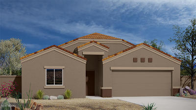Sahuarita Single Family Home For Sale: 1086 W Valley Meadow Lane