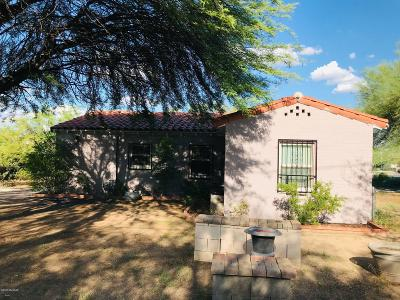 Tucson Single Family Home For Sale: 2333 N 1st Avenue