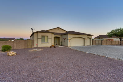 Marana Single Family Home For Sale: 4830 N Coues Deer Lane