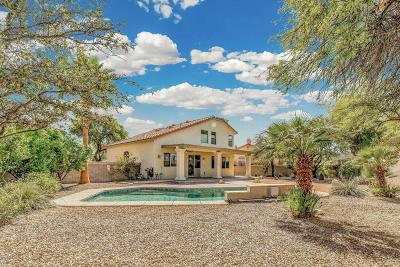Oro Valley Single Family Home Active Contingent: 1382 W Sundial Place