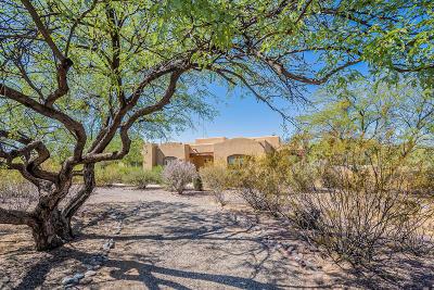 Tucson Single Family Home Active Contingent: 11640 E Calle Del Rincon