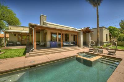 Tucson Single Family Home Active Contingent: 1240 N Norris Avenue