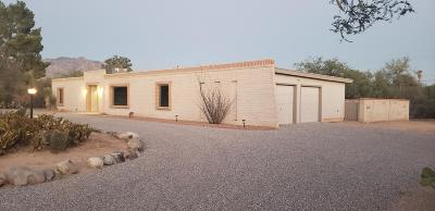 Tucson Single Family Home For Sale: 1935 W Omar Drive