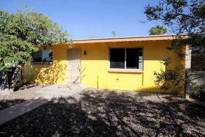 Tucson Townhouse Active Contingent: 3523 E Ellington Place