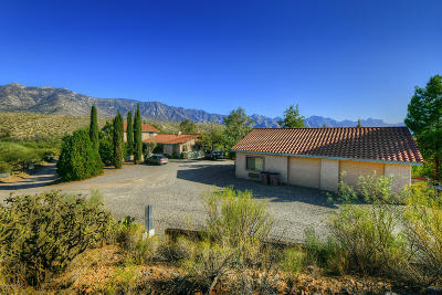 Tucson Single Family Home For Sale: 15525 N Lago Del Oro Parkway