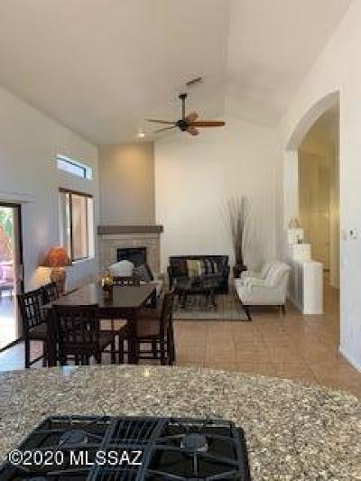 Oro Valley Single Family Home For Sale: 1390 E Sonoran Desert Drive