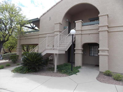 Tucson Condo For Sale: 101 S Players Club Drive #5103