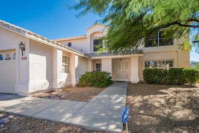 Tucson Single Family Home For Sale: 10950 N Honeybee Place
