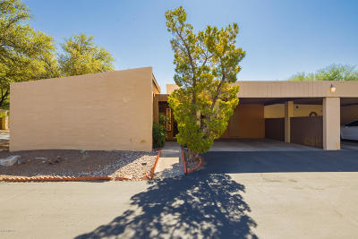 Tucson Townhouse For Sale: 1931 N Camino Alicante