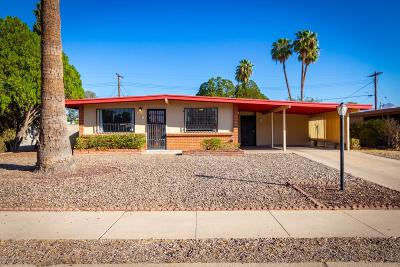 Tucson Single Family Home Active Contingent: 1310 W Knox Street