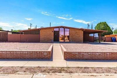 Tucson Single Family Home Active Contingent: 7200 E Elbow Bay Drive