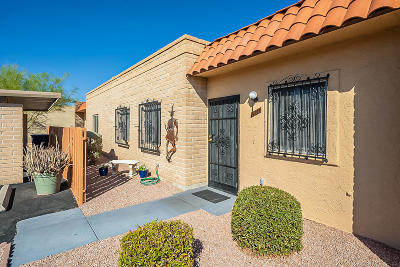 Tucson Townhouse Active Contingent: 707 S Pantano Parkway