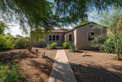 Tucson Single Family Home For Sale: 2350 E 1st Street