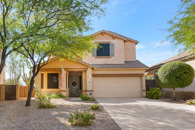 Oro Valley Single Family Home Active Contingent: 12828 N Westminster Drive