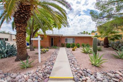 Tucson Single Family Home For Sale: 1220 N Norris Avenue
